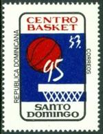DOMINICAN REPUBLIC 1995 BASKETBALL CENTENARY** (MNH) - Dominican Republic