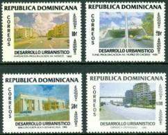 DOMINICAN REPUBLIC 1990 URBAN DEVELOPMENT** (MNH) - Dominican Republic