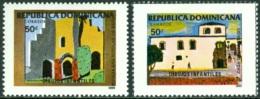 DOMINICAN REPUBLIC 1990 CHIDREN'S DRAWINGS** (MNH) - Dominican Republic