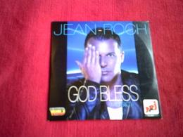 JEAN ROCH  / GOD BLESS    Cd Single - Music & Instruments