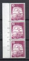 Berlin  495 ** Postfrisch   Mit Bogenzähler - Berlin (West)