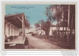 56) Kerpape En Ploemeu.- (Morbihan)  Préventorium Des Sapins - France