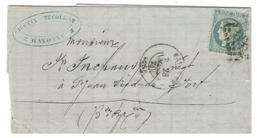 17380 - N° 37 Avec  Piquage Privé - 1849-1876: Classic Period