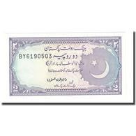 Billet, Pakistan, 2 Rupees, Undated (1985-89), KM:37, NEUF - Pakistan