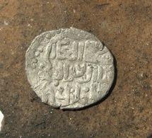 Ancient Silver Coin. Golden Horde - Archéologie