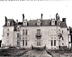 Menigoute Chateau De Chilleau  CPM Ou CPSM - Other Municipalities