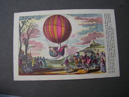 Wien  SST    Ballonfahrt 1957 - Ballonpost