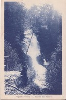 CPA - UGINE (savoie) La Cascade Des Mollières - Ugine