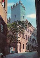 Cp , ITALIE , SIENA , Palazzo Chigi Saracini, Sede Dell'Academia Musicale Chigiana - Siena
