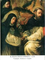 SANTINO Pieuse Image Religieuse Holy Card Beata Diana Degli Andalò - Religione & Esoterismo