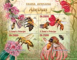 Sao Tome 2013 Fauna Bees - Sao Tomé Y Príncipe