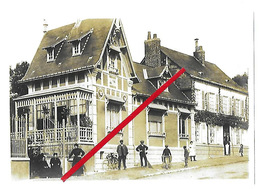 BLANGY SUR BRESLE   Environs  BOUTTENCOURT   Bon Accueil     Reproduction - Blangy-sur-Bresle