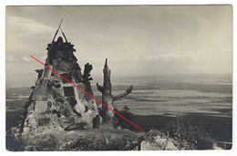 Vogesen - Vosges - Hartmannsweiler Vieil Armand LIR 124 Allemande Guerre 14-18 Carte Photo  WWI - France