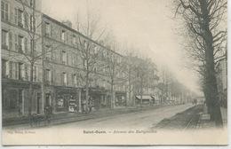 - 93 -SEINE-SAINT-DENIS  - SAINT-OUEN- Avenue Des Batignolles - Saint Ouen