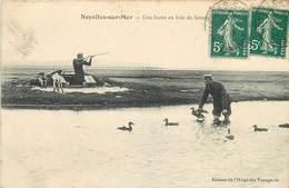 NOYELLES-sur-MER- Une Hutte En Baie De Somme-chasse - Noyelles-sur-Mer