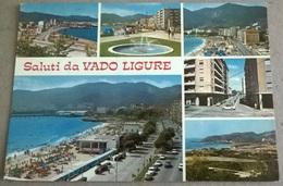 SALUTI DA VADO LIGURE   (377) - Saluti Da.../ Gruss Aus...