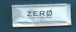 16-05 ZUCCHERO - ZUCKER  ZERO  ITALIA - Sucres