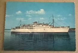 MOTONAVE TRANSILVANIA (386) - Barche