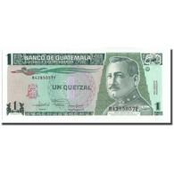 Billet, Guatemala, 1 Quetzal, 1992, 1992-01-22, KM:73c, SPL - Guatemala