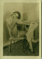 RISQUE - NAKED / NUDE WOMAN GREAT REAL AMATORIAL PHOTO 1960s (BG660) - Bellezza Femminile Di Una Volta < 1941-1960