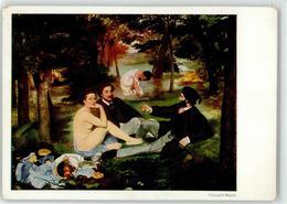 52207300 - Manet, Edouard Frau - Lapinot