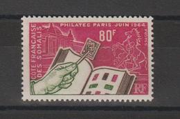 Cote Des Somalis 1964 Philatec 319 1 Val Neuf ** MNH - Französich-Somaliküste (1894-1967)
