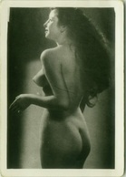 RISQUE - NAKED / NUDE WOMAN GREAT REAL AMATORIAL PHOTO 1960s (BG662) - Beauté Féminine (1941-1960)