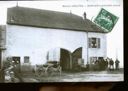 MERCEY LE GRAND     JLM - Autres Communes