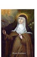 SANTINO Pieuse Image Religieuse Holy Card Beata Salomea - Religione & Esoterismo