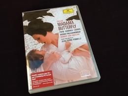 DVD    Madama Butterfly  Réalisateur : Jean-Pierre Ponnelle  (2005) - DVDs