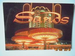 Las Vegas. Sands Hotel & Casino. John Hinde Curteich 2US NV 117 Postmarked 1986. - Las Vegas