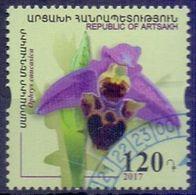 Armenia - Nagorno Karabakh Artsakh 2017, Orchids Of Artsakh Flora 1V. - Armenia