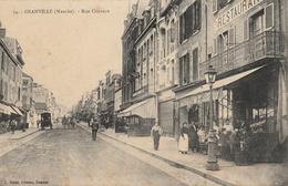 GRANVILLE  Rue Couraye - Granville