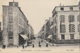 GRANVILLE  Rue Lecampion - Granville