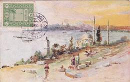 CPA Turquie -  Constantinople - 1919 - Turquie