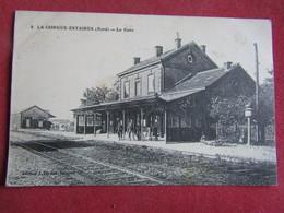 La Gorgue Estaires (Nord) La Gare - France