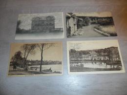 Beau Lot De 17 Cartes Postales De Belgique  Genval - Les - Eaux      Mooi Lot Van 17 Postkaarten Van België   - 17 Scans - Cartes Postales