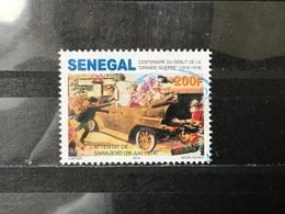 Senegal - 100 Jaar Eerste Wereldoorlog (200) 2014 - Senegal (1960-...)