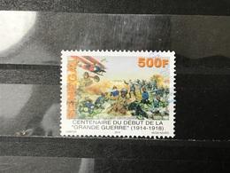 Senegal - 100 Jaar Eerste Wereldoorlog (500) 2014 - Senegal (1960-...)
