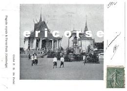 Pnom Penh   Pagode Royale - Cambodge