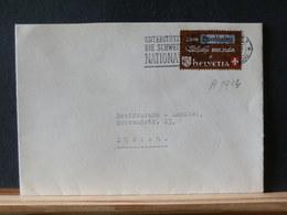 A8994  LETTRE   SUISSE 1942 - Suisse