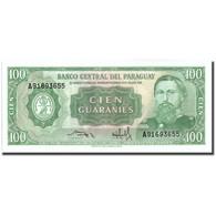 Billet, Paraguay, 100 Guaranies, KM:198a, NEUF - Paraguay
