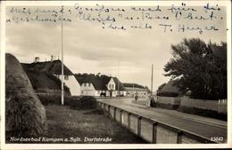 Cp Kampen In Nordfriesland, Dorfstraße, Gasthaus - Sonstige