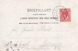 8 JUL 01 Grootrond GLANERBRUG Op Ansicht Naar Bremen - Poststempel