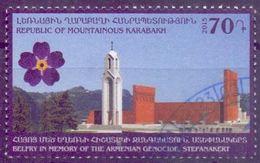 Used Armenia - Karabakh 2015, Armenian Genocide 1V. - Armenia