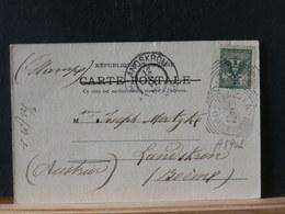 A8902 CP ITALIE  1902 POUR   AUSTRIA - 1878-00 Humbert I