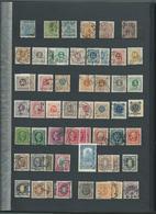 SUEDE : Belle Collection Oblitérés Et Neufs** Du Début à 1981 Sur 30 Pages. - Timbres