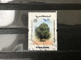 Marokko / Maroc - Mediterrane Bomen (9) 2017 - Marokko (1956-...)