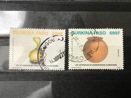 Burkina Faso - Complete Set Voedselpotten 2012 - Burkina Faso (1984-...)