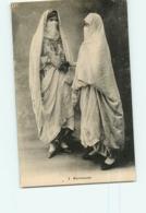 Femmes Mauresques - 2 Scans - Women